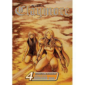 Claymore by Norihiro Yagi - Norihiro Yagi - 9781421506210 Book