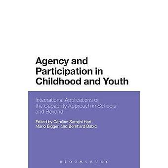 الوكالة والمشاركة في مرحلة الطفولة والشباب من ساروجيني كارولين آند هارت