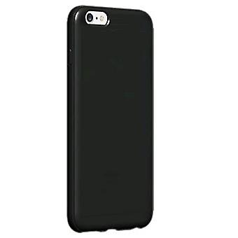 Verizon High Gloss Silicone Case for Apple iPhone 6/6s - Black