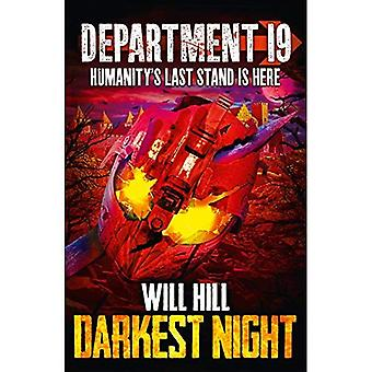 Darkest Night (Department 19, Book 5)