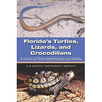 Floridas sköldpaddor, ödlor och man: en Guide till deras identifiering och vanor