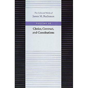 Choix, contrat et constitutions
