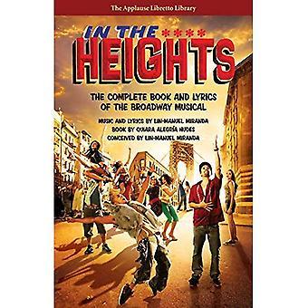 In den Höhen: das komplette Buch und songtexte des Broadway-Musicals