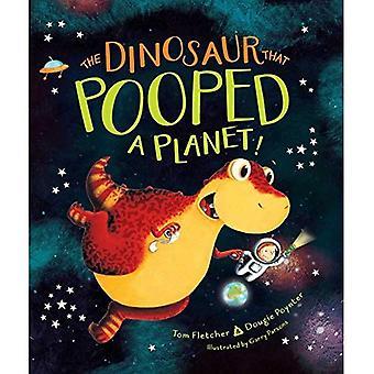 O dinossauro que cagou um planeta! (Dinossauro que...)
