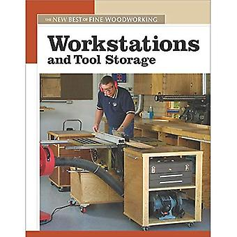 Workstations and Tool Storage (New Best of Fine Woodworking) (New Best of Fine Woodworking)