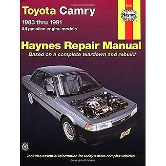 Toyota Camry, 1983-1991