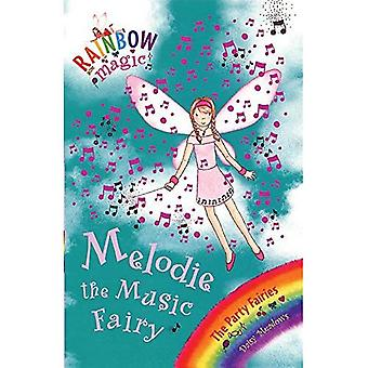 Melodie the Music Fairy (Rainbow Magic)