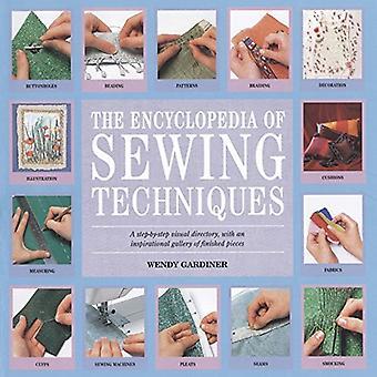 Die Enzyklopädie der Nähtechniken: ein umfassendes visuelles Verzeichnis von über 250 Nähtechniken für Mode und Heimtextilien