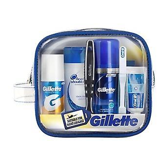 Gillette Travel Essentials Set