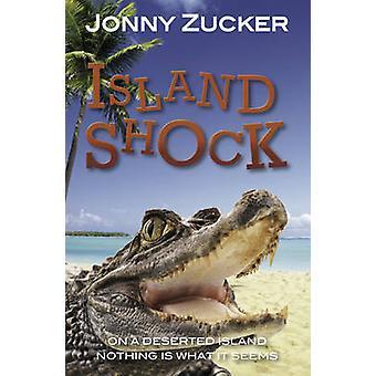 Choque de la isla por Jonny Zucker - libro 9781781277119
