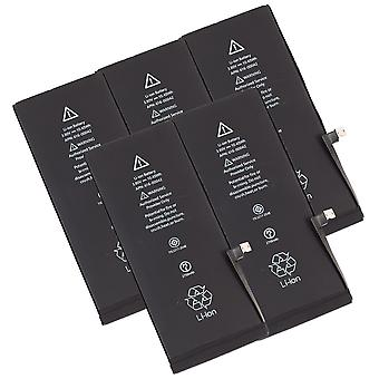 5-pk of Replacement Batteries for Apple iPhone 6S Plus + 616-00042 | 2750mAh NEW