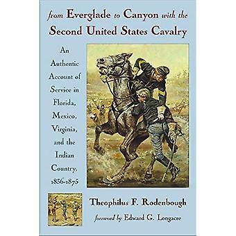 Von Everglades zum Canyon mit der zweiten Vereinigte Staaten Kavallerie