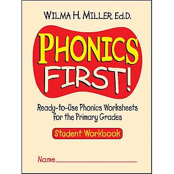 Phonics First ReadyToUse Phonics Worksheets for the Primary Grades by Miller & Wilma H.