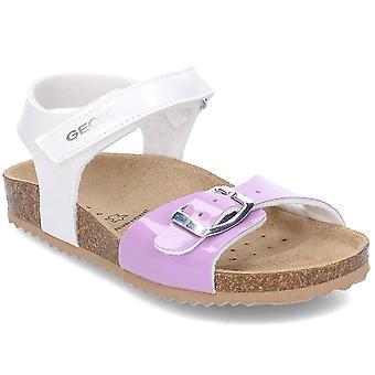 Geox Junior Aloha J921CD000HHC0761 Kinder Schuhe