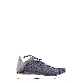 Nike Blue Fabric Sneakers