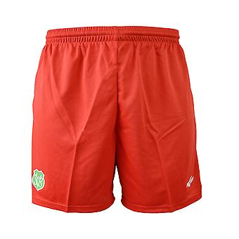 2015-2016 Surinam Away Shorts (Red)