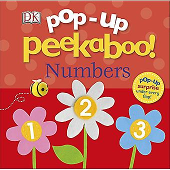 Pop Up Peekaboo! Numbers by DK - 9780241317075 Book