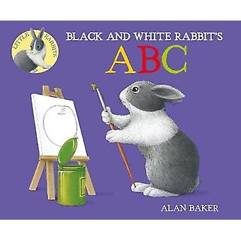 Black and White Rabbit's ABC by Alan Baker - 9780753473634 Book