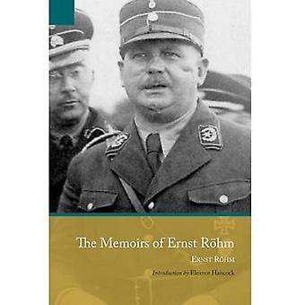The Memoirs of Ernst Rohm by Ernst Rohm - 9781848325999 Book