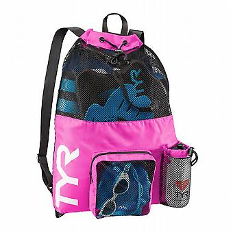 TYR Big Mesh Mummy Backpack-Pink