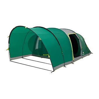 Coleman Fastpitch Air Valdes 4 Man Tent Green + Free Camping & Caravanning Club
