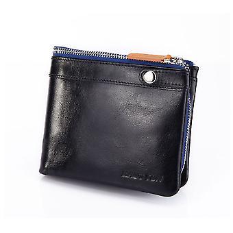 Hautton Sports Leather Wallet 4.5