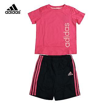 Adidas Girls I J Gift Pack Gift Set Full Tracksuit Set