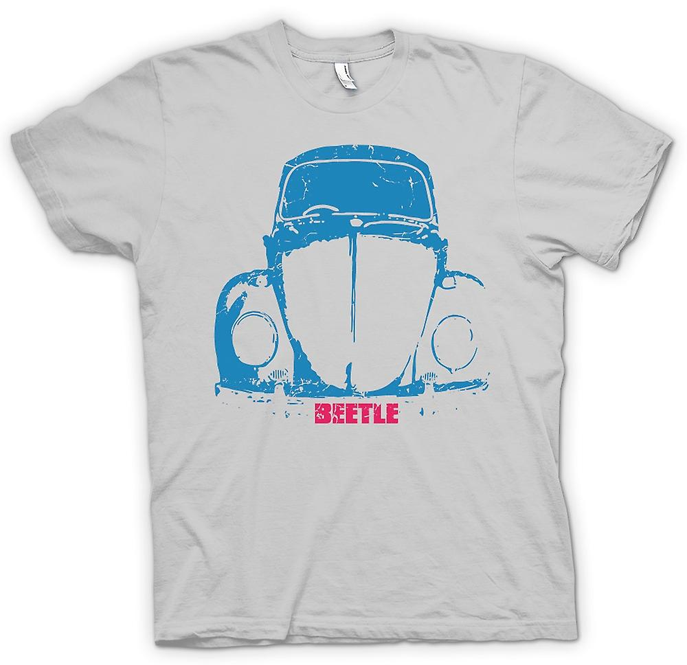 Mens T-shirt - VW Beetle Pop Art - Classic Bug