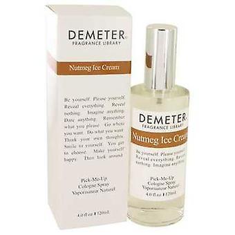 Demeter Nutmeg Ice Cream By Demeter Cologne Spray 4 Oz (women) V728-534098