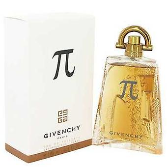 Pi von Givenchy Eau De Toilette Spray 3.3 Oz (Männer) V728-400601
