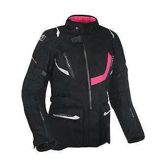 Oxford Black Montreal 3.0 Womens Motorcycle Jacket