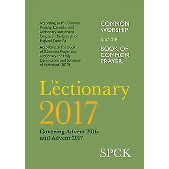Common Worship Lectionary 2017 - 9780281075546 Book