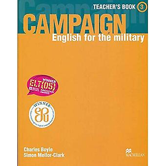 Campaign 3: Teacher's Book