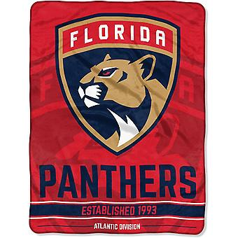 Northwest NHL Floriday Panthers Micro Plush Blanket 150x115cm
