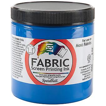 Fabric Screen Printing Ink 8 Ounces Blue Fspi8 4562