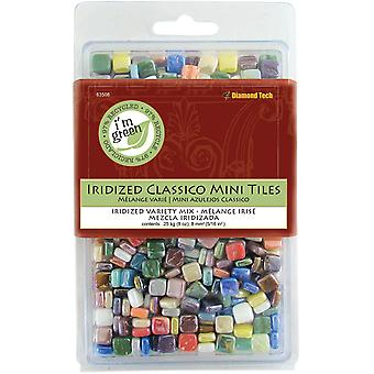 Classico Mini Iridized Tile Mix 5 16