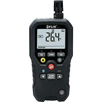 Moisture meter FLIR MR77 Measuring range building moisture 0 up to 100 % vol Measuring range Wood moisture 0 up to 100 %