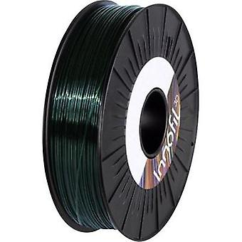 Filament Innofil 3D PLA-0025A075 PLA plastic 1.75 mm Dark green (translucent) 750 g