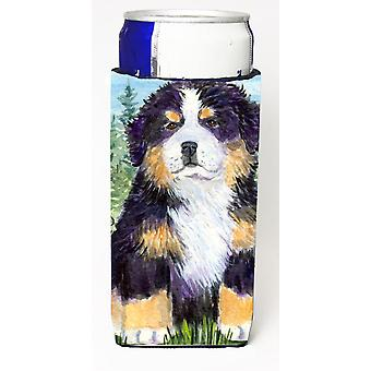 Bernese Mountain Dog Ultra Beverage Insulators for slim cans SS8861MUK
