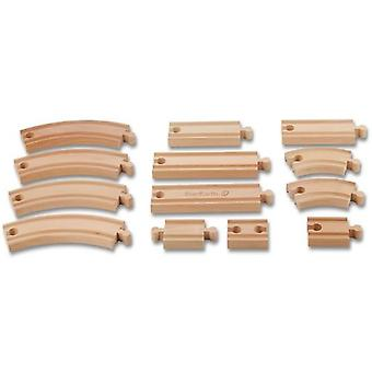 Everearth 13 Pieces For Expansion Circuit Train