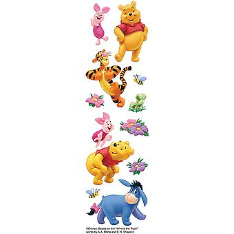 Disney Slims Dimensional Stickers-Winnie The Pooh E5140010