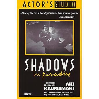 Sombras en el paraíso Movie Poster (11 x 17)