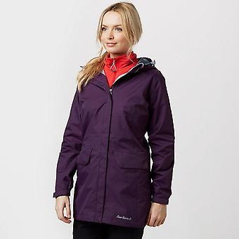 Peter tormenta ciclón impermeable chaqueta mujer
