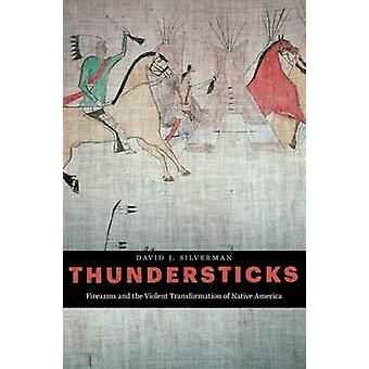Thundersticks by David J. Silverman