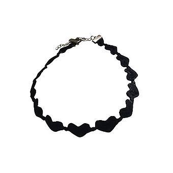 Cool Choker Halskette mit Herz