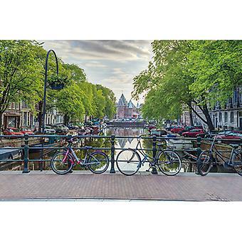 Assaf Frank Amsterdam Maxi Poster