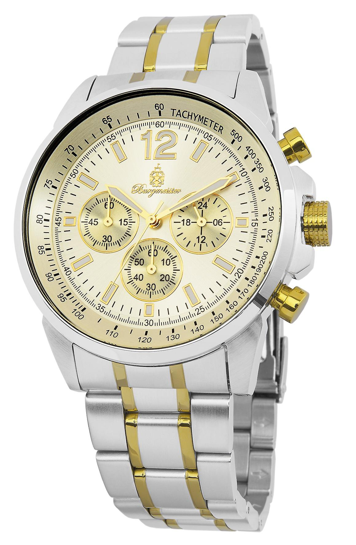 Burgmeister  Gents Chronograph Washington BM608-977