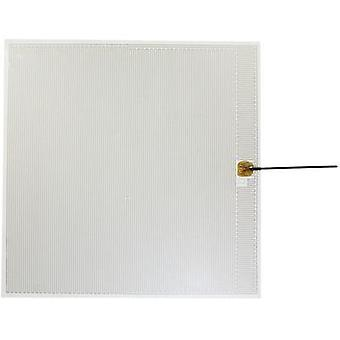 Heating foil self-adhesive 230 Vac 100 W Protection type IPX4 (L x W) 500 mm x 500 mm Thermo