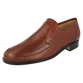 Herre Thomas stump formelle Slip på sko Baxter