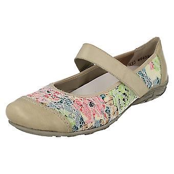 Sapatos de senhoras Rieker Flat L2072